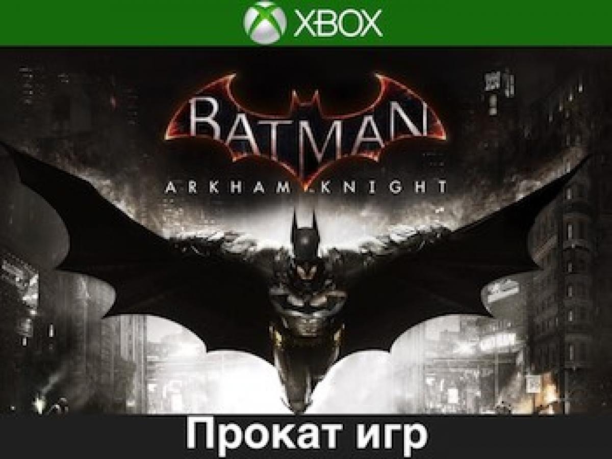 BATMAN: Рыцарь Аркхема